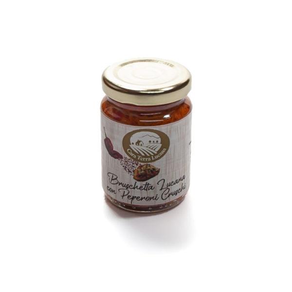 Condimenti - Bruschetta - Peperone crusco